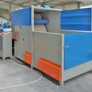 3. Bale Fiber Feeder & Carding Machine