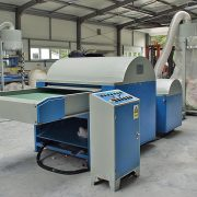 3. Pulping Machine of textile waste and other (two units pulping machine)