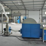 3. Textile, waste and other stuff pulping machine