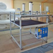 4. Machine for vacuum packing of pillows, quilts, and other products