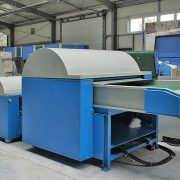 4. Pulping Machine of textile waste and other (two units pulping machine)