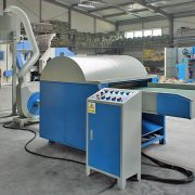 4. Textile, waste and other stuff pulping machine