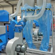 5. Bale Fiber Freeder & Carding Machine