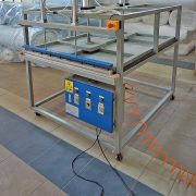 5. Machine for vacuum packing of pillows, quilts, and other products