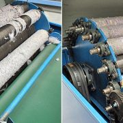 6. Pulping Machine of textile waste and other (two units pulping machine)