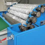7. Textile, waste and other stuff pulping machine