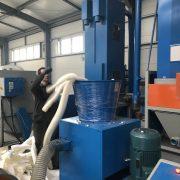 Foam Shredding Machine (3)
