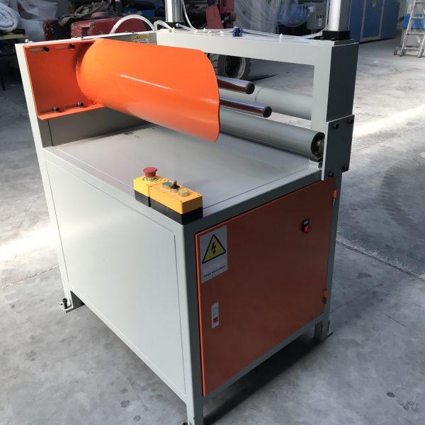 Kissen-rollmachine